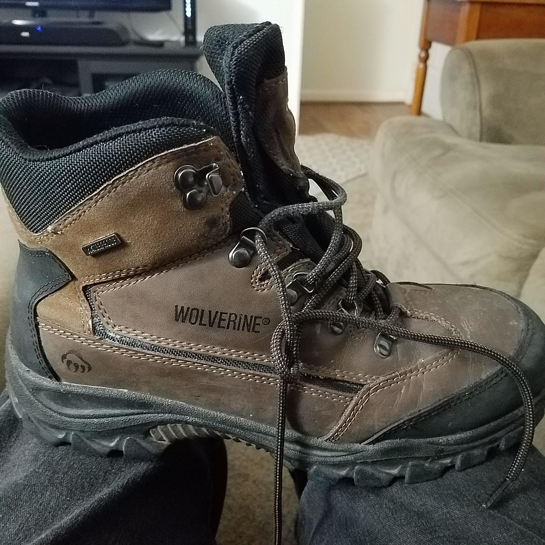 Men's Spencer Waterproof Hiking Boot