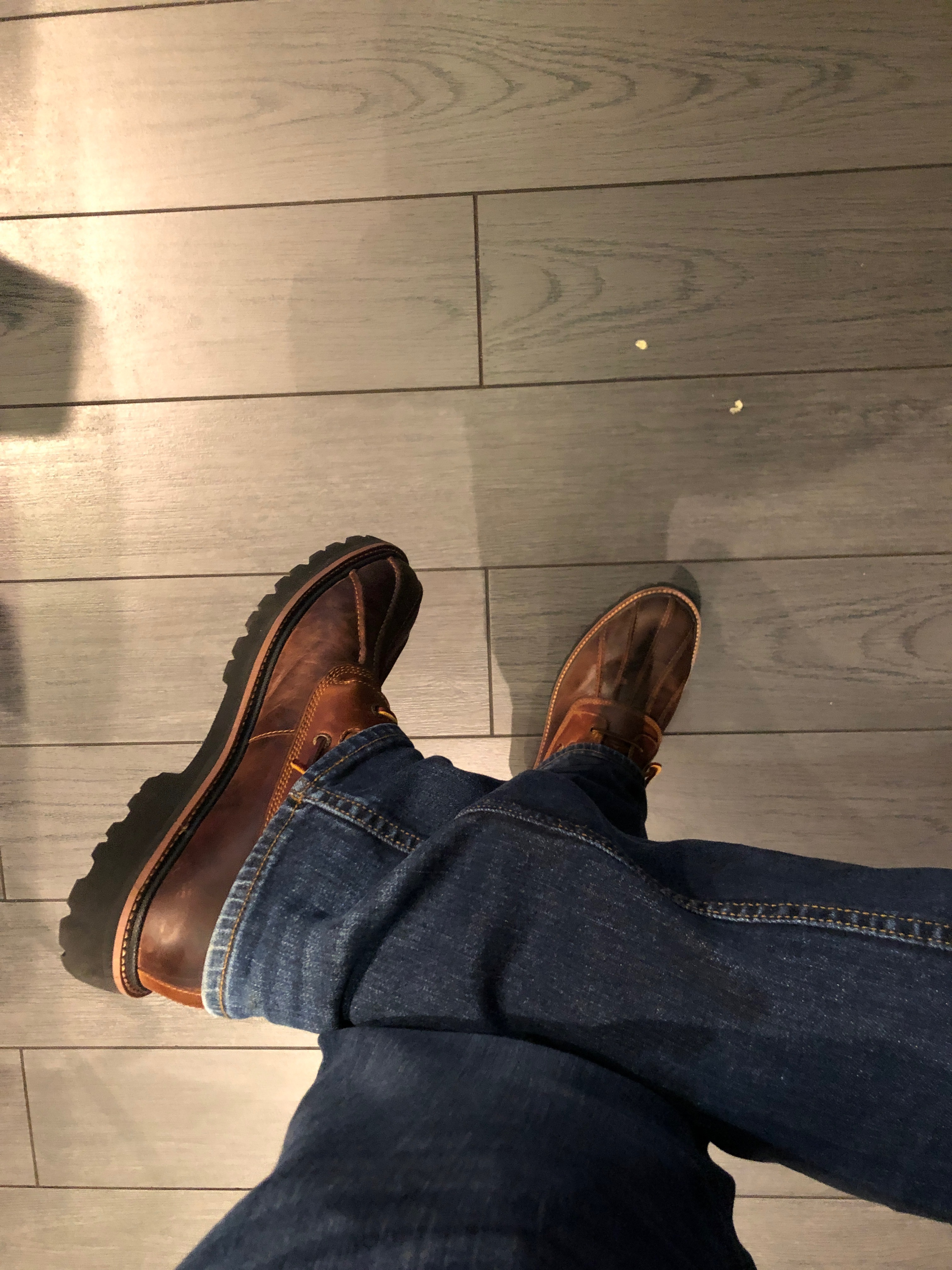 Gold Cup Lug Duck Boot